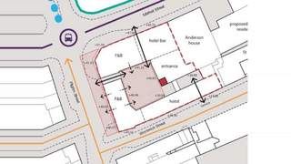 Floor Plan for Old Fire station - 1