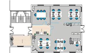 Floor Plan for The Quay - 2