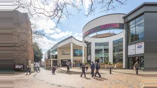 Primary Photo of Buttermarket Shopping Centre