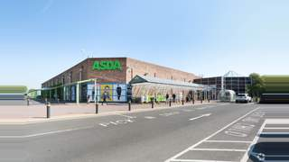 Primary Photo of Manor Walks Shopping Centre