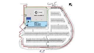 Site Plan for Farley Centre - 1
