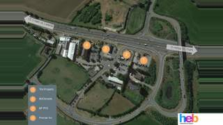 Map for Bilbrough Top Services - 7