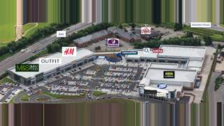 Primary Photo of Warwickshire Shopping Centre