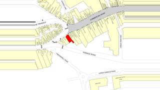 Goad Map for 102 Commercial Rd - 2