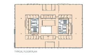 Typical Floor Plan for Building 1-3 - 1