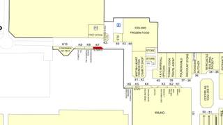 Goad Map for Manor Walks Shopping Centre - 2