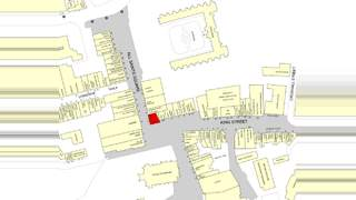 Goad Map for 1-3 All Saints Sq - 2