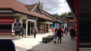Primary Photo of Church Walk Shopping Centre