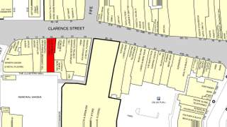 Goad Map for 18 Clarence St - 1