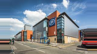 Primary Photo of Golden Square Shopping Centre