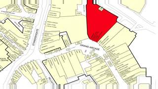 Goad Map for The Grand Arcade - 1