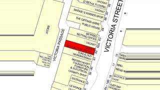 Goad Map for 62 Victoria St - 2