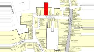 Goad Map for The Chantry Centre - 2