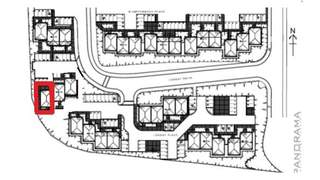 Site Plan for 5,7 & 21 Lonmay Pl - 1