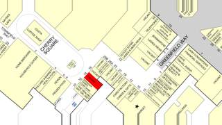 Goad Map for Cherry Tree Shopping Centre - 2