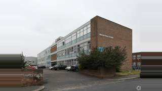 Primary Photo of Industrial House, Hove