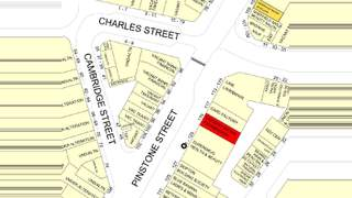 Goad Map for 119-125 Pinstone St - 2