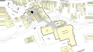 Goad Map for St Marys Place Shopping Centre - 1
