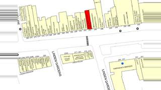 Goad Map for 250 Chiswick High Rd - 3
