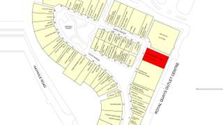 Goad Map for Royal Quays Outlet Shopping Centre - 1