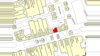 Goad Map for Westfield London Shopping Centre - 3