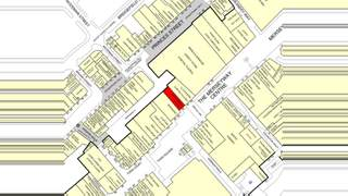 Goad Map for Merseyway Shopping Centre - 1