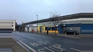Primary Photo of Herne Hill Rd @ Loughborough Junction