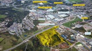 Primary Photo of South Crofty Retail and Business Park