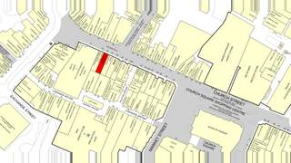Goad Map for St Marys Arcade - 2