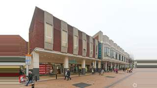 Primary Photo of Four Seasons Shopping Centre, Mansfield
