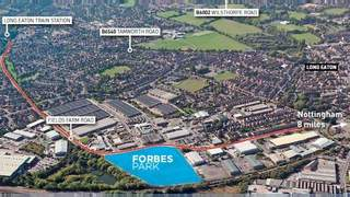 Primary Photo of Forbes Park Land site, Nottingham