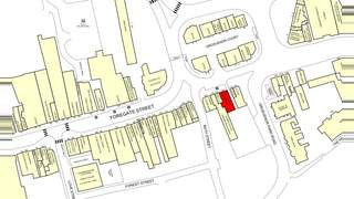 Goad Map for 130 Foregate St - 2