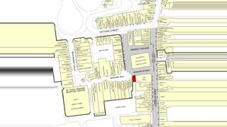 Goad Map for St Tydfil Square Shopping Centre - 1