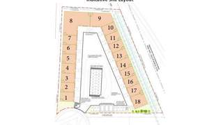Site Plan for Industrial Unit - 7