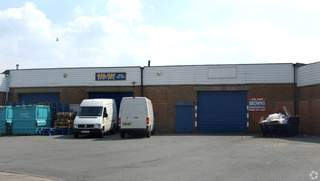 Primary photo of Units D-H, Warelands Way, Middlesbrough