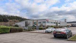 Primary photo of Cummins Aftermarket Facility, Huddersfield