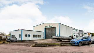 Primary photo of Former Build Center And Alleley, Chippenham