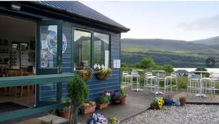 Primary photo of Blue Shed Cafe, Isle Of Skye