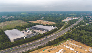 CGI - G64 St Modwen Park Gatwick, Crawley - Industrial unit for rent - 4,374 to 64,752 sq ft