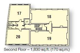 Goad Map for Winton House