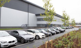 Building Photo for Academy One - Academy One, Liverpool - Industrial unit for rent - 110,000 sq ft