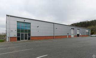 Primary photo of Unit 5A & 5B, Bridge Way, Broom Business Park, Chesterfield