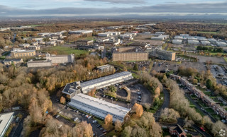Aerial Image - Genesis Centre, Warrington - Office for rent - 467 to 33,183 sq ft