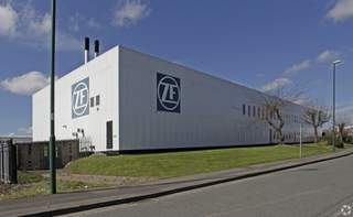 Primary photo of Building One, Zf Services Uk Ltd, Nottingham