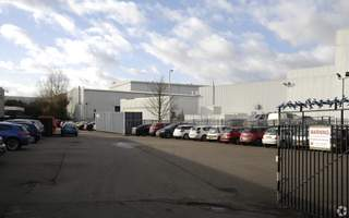 Primary photo of Building Two, Zf Services Uk Ltd, Nottingham