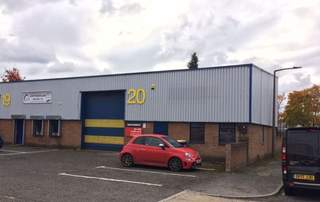 Primary photo of Units 19-20, Sandall Stones Rd, Guildhall Industrial Estate, Doncaster