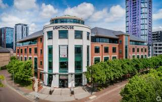 Primary Image - The Lighthouse, Salford - Office for rent - 1,332 to 21,740 sq ft