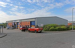 Primary photo of Highgrounds Industrial Estate, Worksop