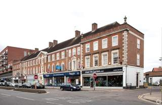 Primary photo of Brassey House, Walton On Thames