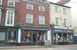 Primary photo of 6 High St, Crediton